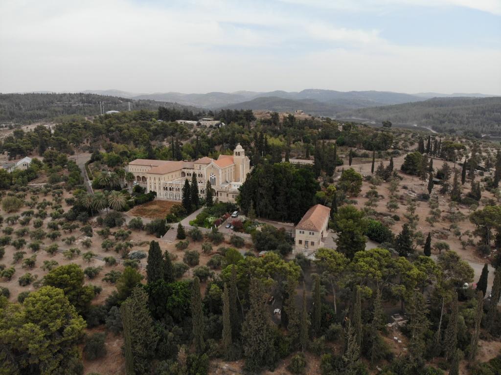 Latrun Monastery, Judea Hills