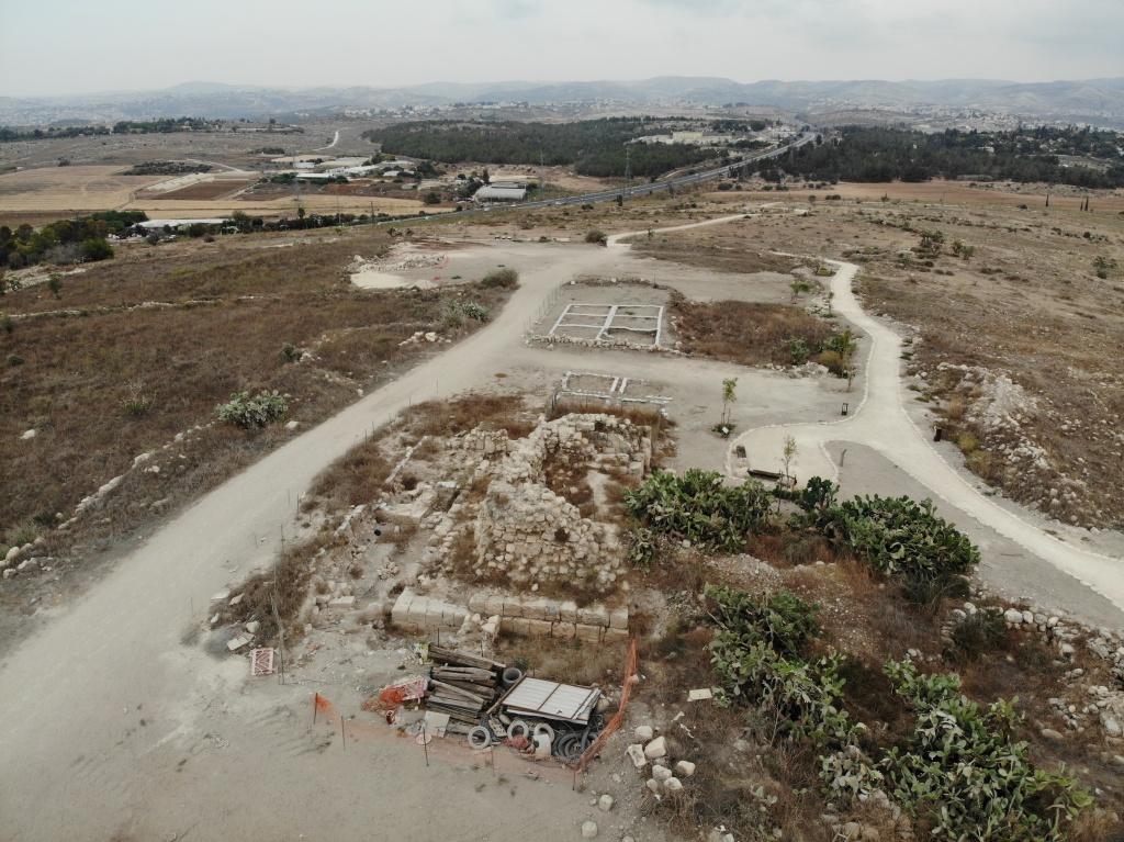 Modiin, Ancient Givat Hatitorah and Judea Hills, Israel