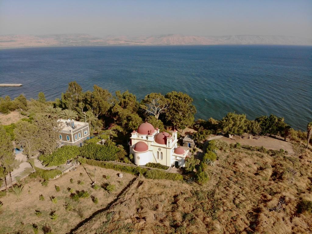 Capernaum, Sea of Galilee