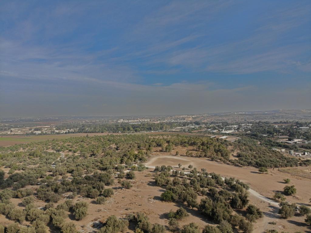 Ancient Tell Hadid and Judaa Hills, Israel