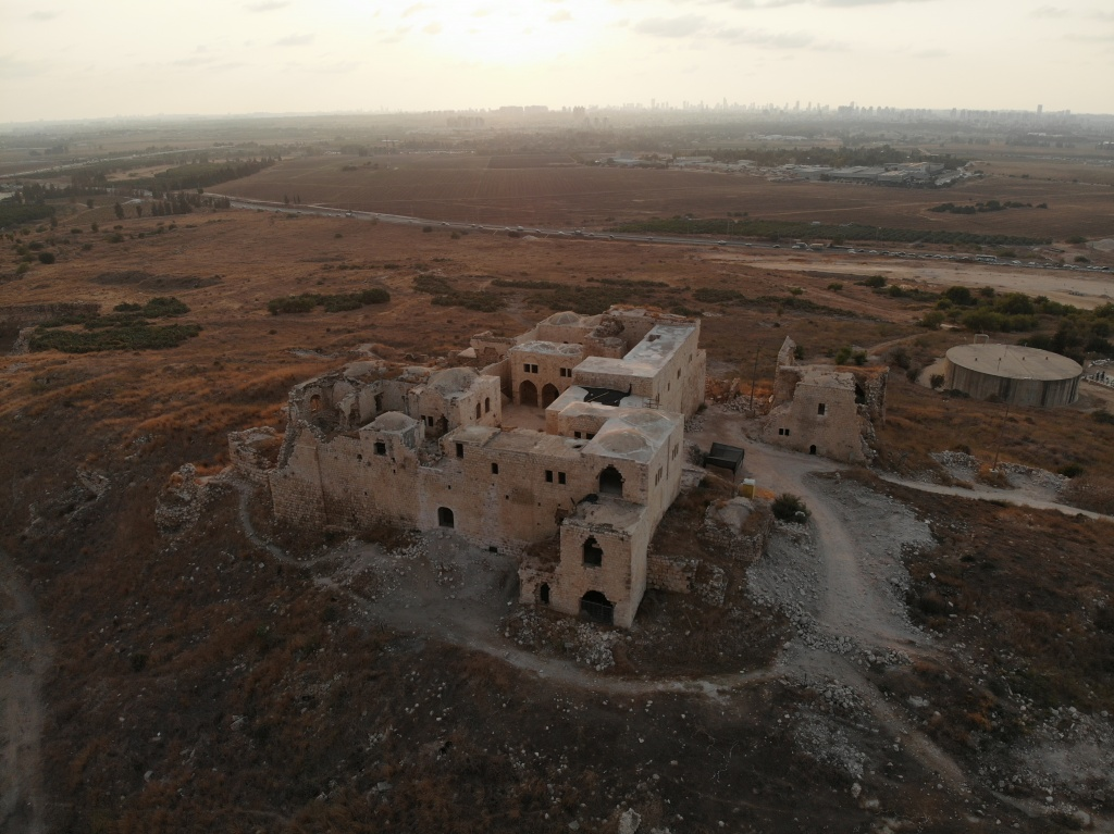Ancient Akeq Tower