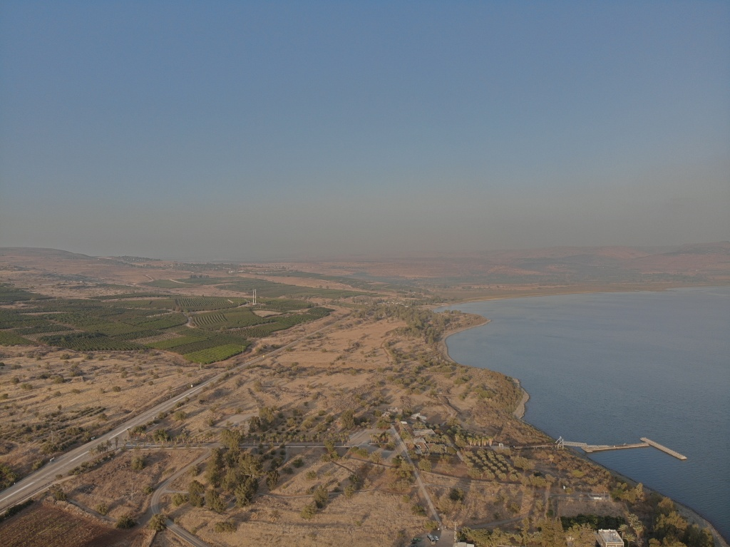 Ancient Capernaum, Sea of Galilee