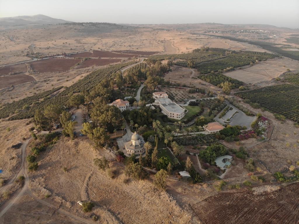Mount of Beatitudes, Lower Galilee
