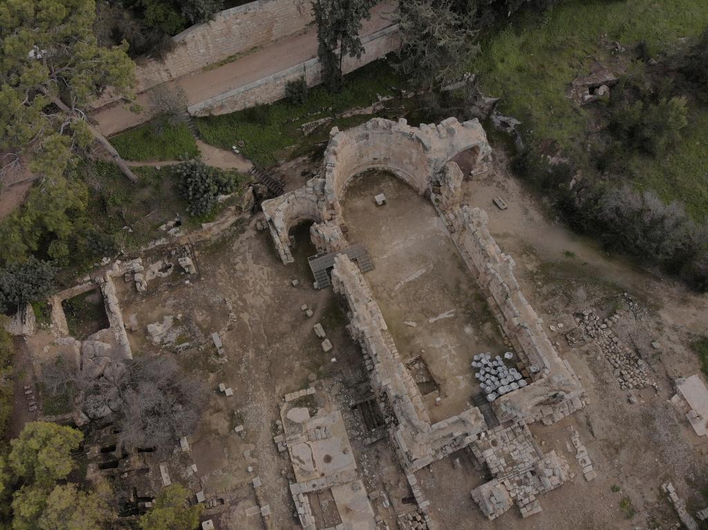 Emmaus, Judea Hills