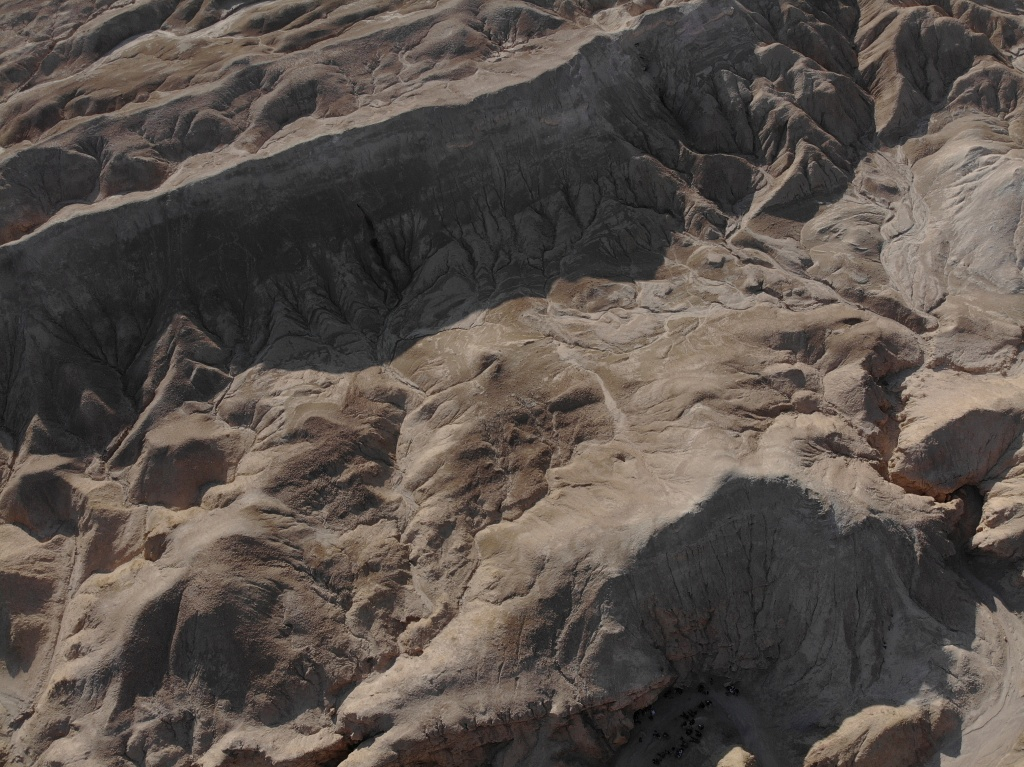 Sodom Mountain, Desert of Judea